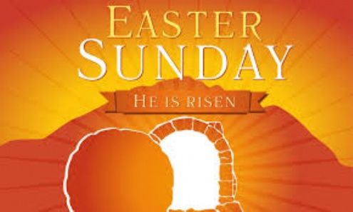 EASTER SUNDAY 4 APRIL 2021